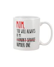 Mom Laundry Service Mug front