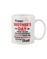 From The Kid You Inherited Mug front