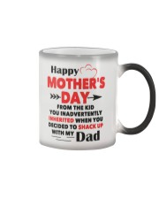From The Kid You Inherited Color Changing Mug thumbnail
