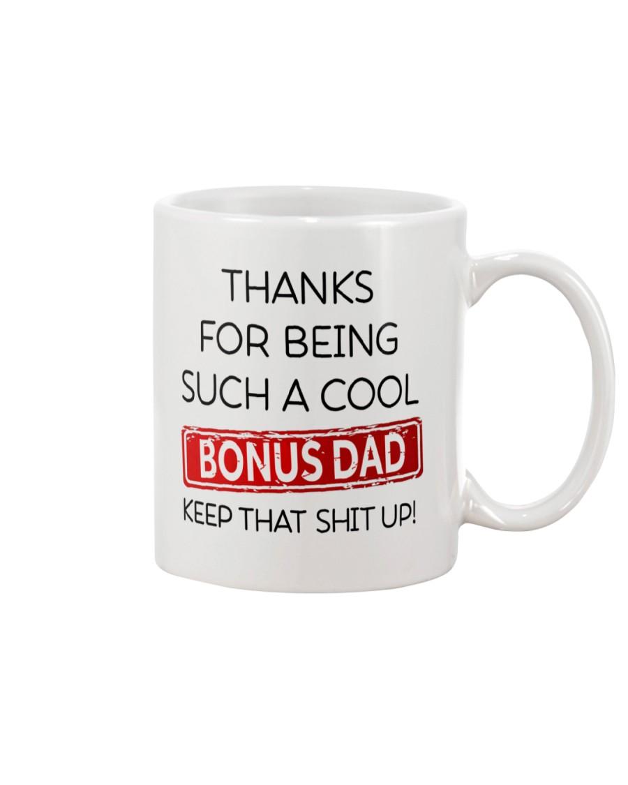 Bonus Dad Mug