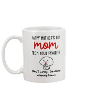 From Favorite Others Know Mug back