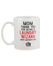 Laundry Wizard Mug back