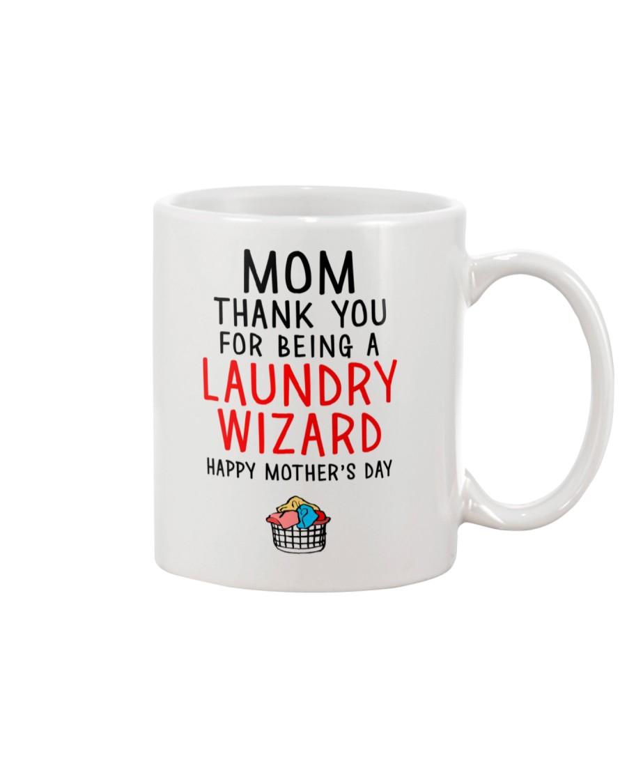 Laundry Wizard Mug