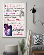 Because You Are  11x17 Poster lifestyle-poster-1
