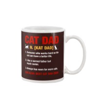 Cat Dad Mug thumbnail