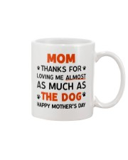 Almost The Dog Mug front