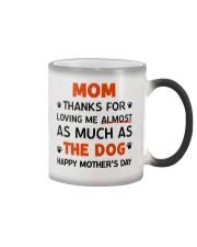 Almost The Dog Color Changing Mug thumbnail