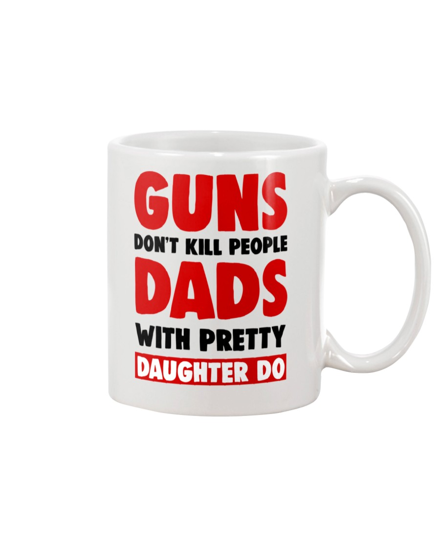 Dads With Pretty Daughter Mug