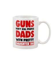 Dads With Pretty Daughter Mug front