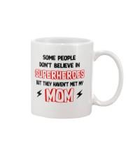 Superhero Mom Mug front