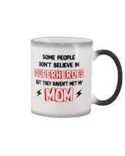 Superhero Mom Color Changing Mug thumbnail