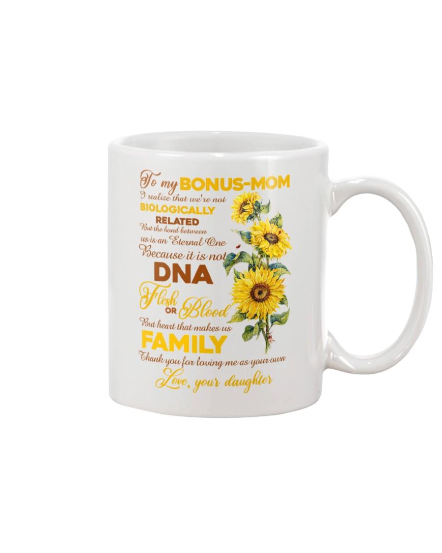 To My Bonus Mom Mug