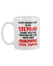 Annoying Little Human Mug back