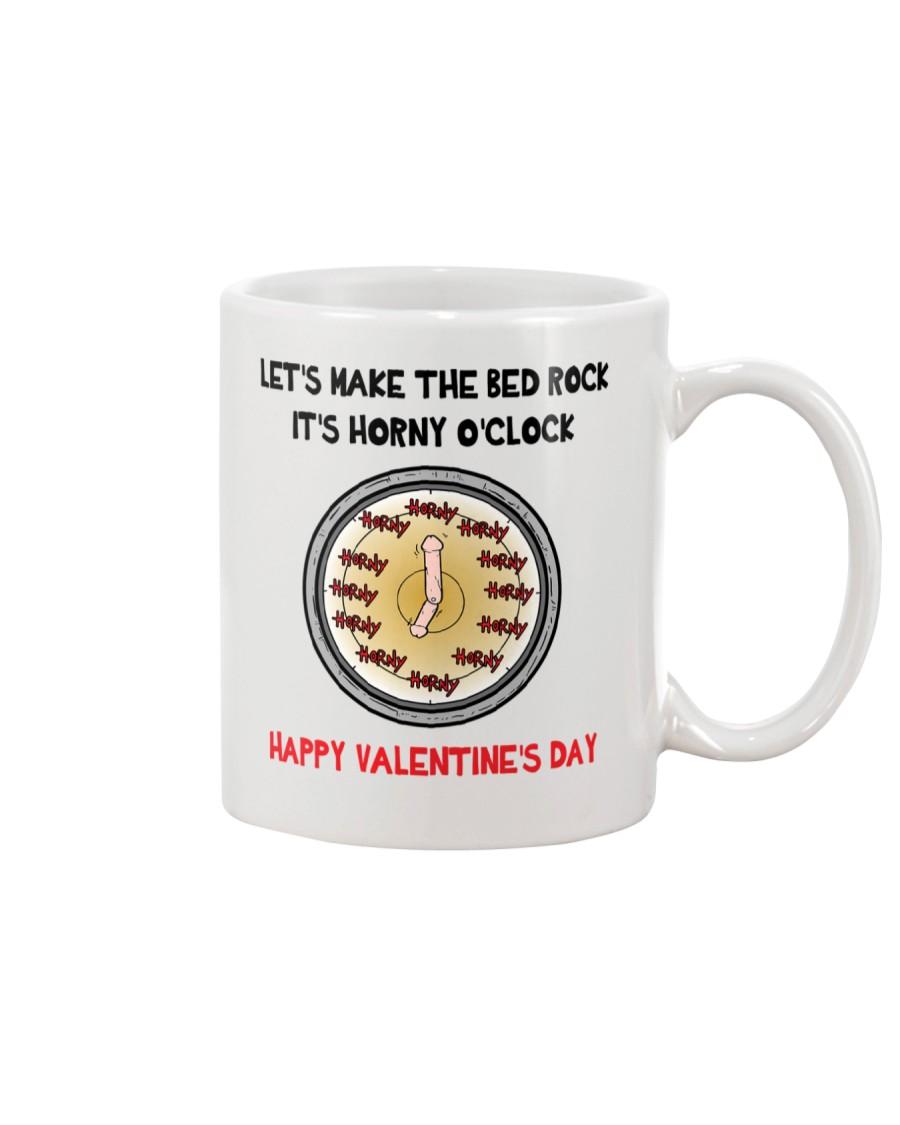 It's Horny O'clock Mug