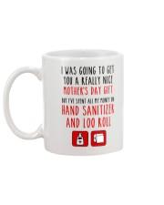 Really Nice Gift Spent All Mug back