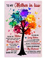 Thank You Mother-in-law 11x17 Poster front
