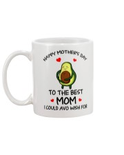 Best Mom Avo  Mug back