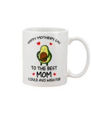 Best Mom Avo  Mug front