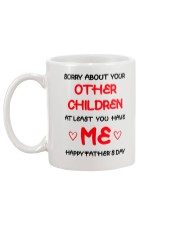 Sorry About Other Children Ver2 Mug back