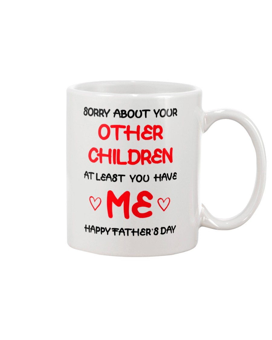Sorry About Other Children Ver2 Mug
