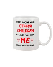 Sorry About Other Children Ver2 Mug front