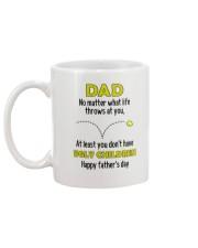 HFD you don't have ugly children Mug back