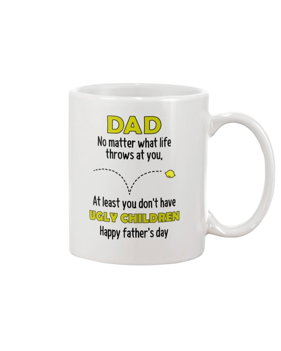 HFD you don't have ugly children Mug