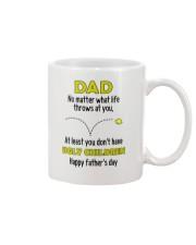 HFD you don't have ugly children Mug front