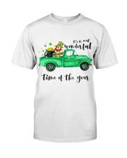 Most Wonderful Time Truck Classic T-Shirt thumbnail