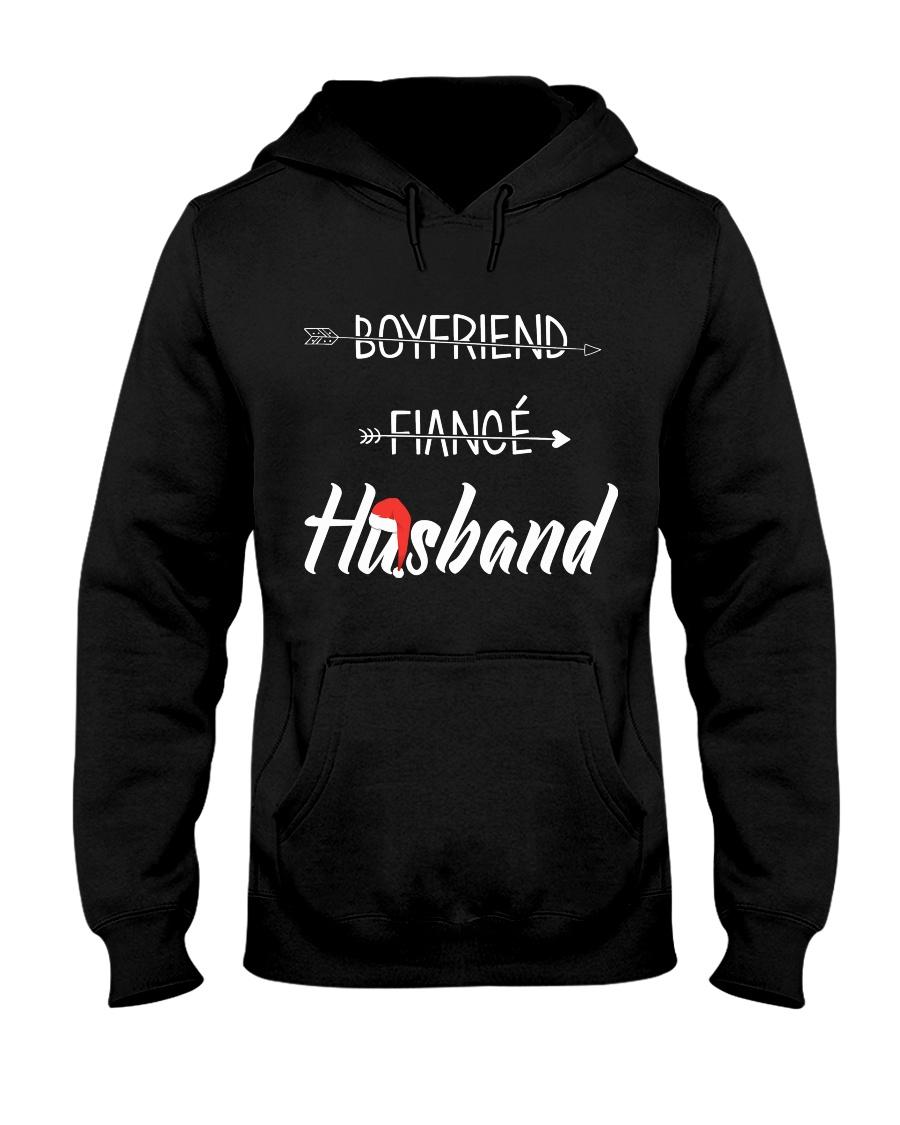 Boyfriend Fiance Husband Hat Hooded Sweatshirt