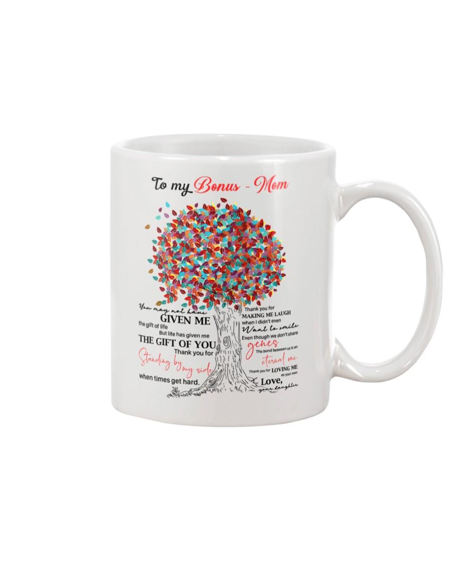 Stepmom Gift Of Life Mug