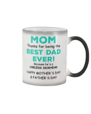 Being The Best Dad Color Changing Mug thumbnail