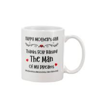 Raising Man of My Dream Mug front