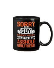 Sorry This Guy Is Taken Mug thumbnail