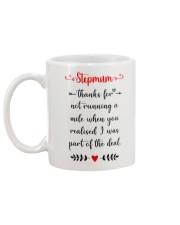 Stepmum Not Running A Mile  Mug back