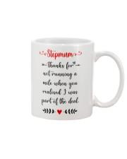 Stepmum Not Running A Mile  Mug front