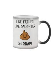 Like Father Like Daughter Color Changing Mug thumbnail