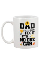 Dad Can't Fix It Mug back