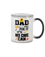 Dad Can't Fix It Color Changing Mug tile