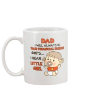 Oops I Mean Little Girl Mug back