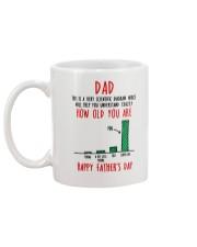 Scientific Diagram Mug back