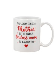 Badass Mum Mug front