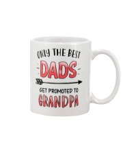 Get Promoted To Grandpa Mug front