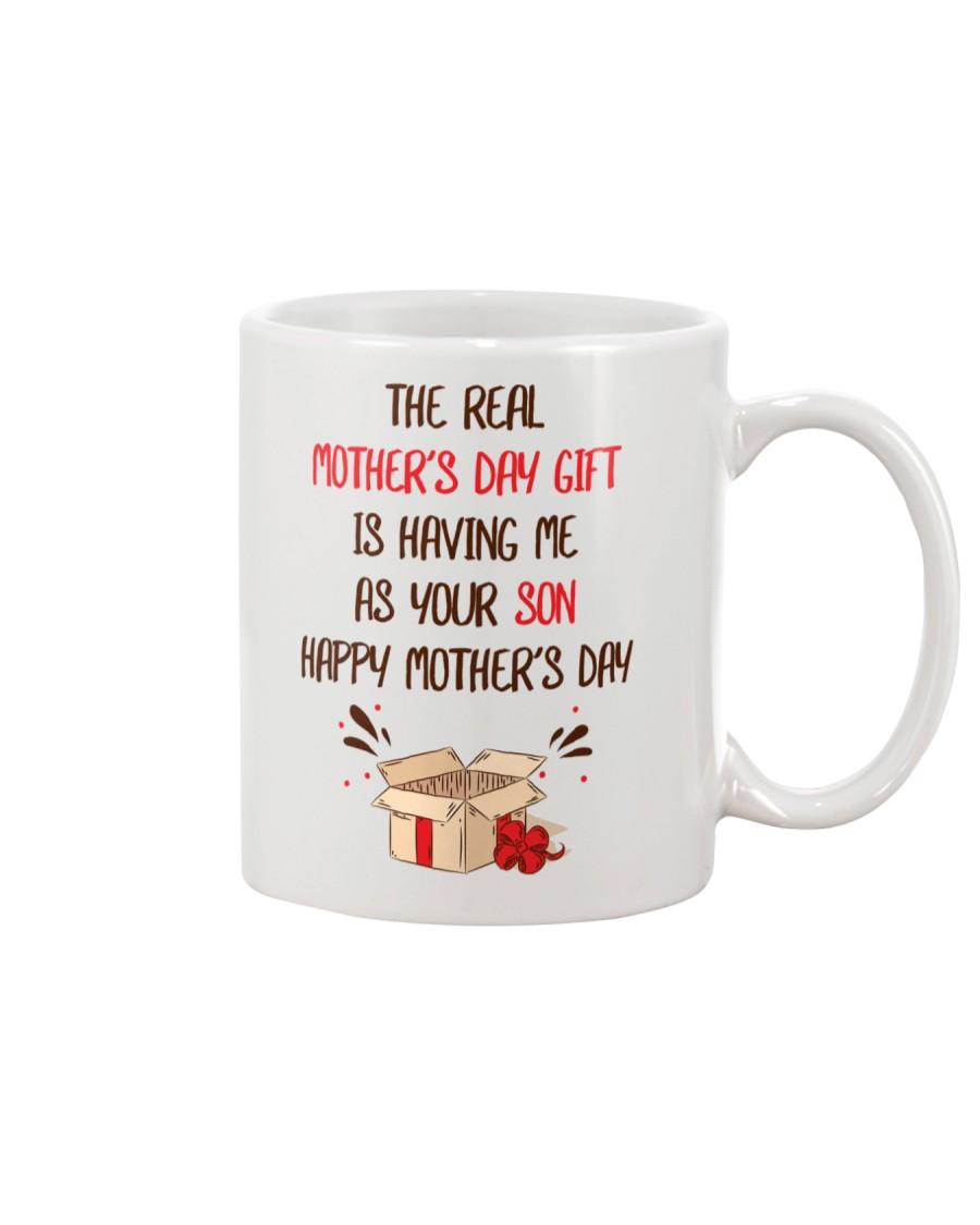 Real Mother's Day Gift Son  Mug