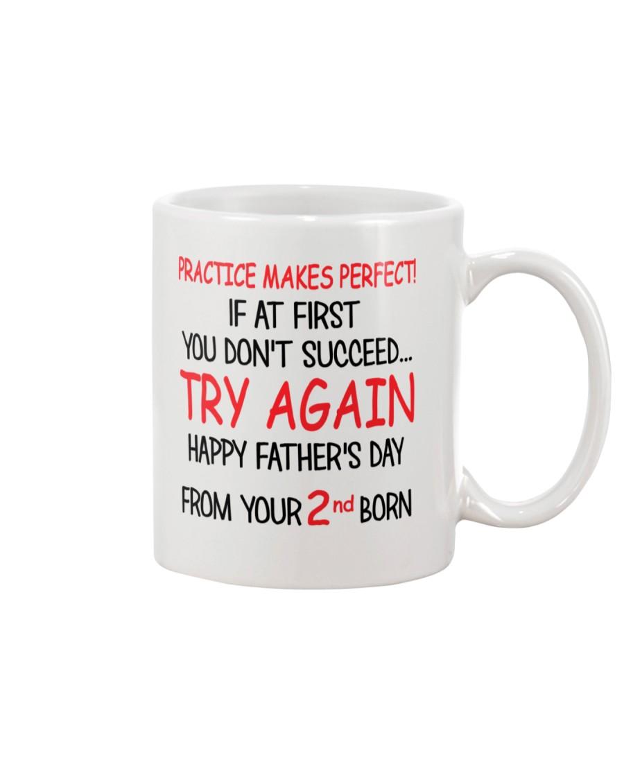 Try Again Mug