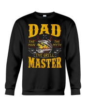 The Grill Master Crewneck Sweatshirt thumbnail