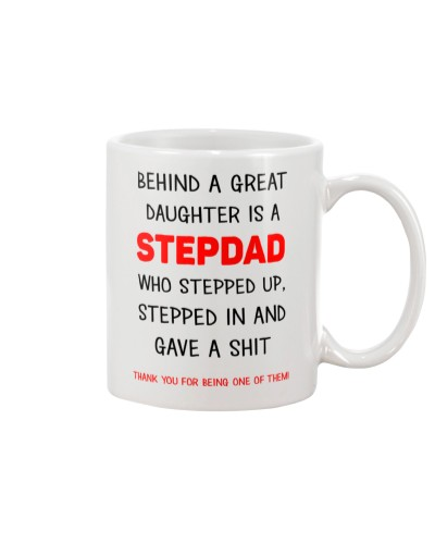 Stepdad Who Stepped In