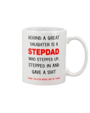 Stepdad Who Stepped In Mug front