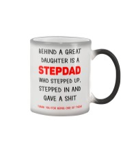 Stepdad Who Stepped In Color Changing Mug thumbnail