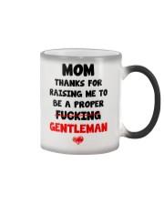 Mom Proper Gentleman Color Changing Mug thumbnail